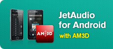 jetAudio for Android