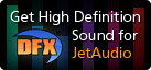 DFX Audio Enhancer for JetAudio